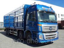 Foton Auman BJ5313CCQ livestock transport truck