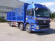 Foton Auman BJ5313CCQ-AA livestock transport truck
