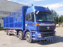 Foton Auman BJ5313CCQ-XC livestock transport truck