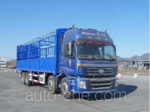 Foton Auman BJ5313CCY-XE грузовик с решетчатым тент-каркасом