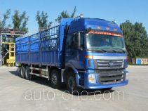 Foton Auman BJ5313CCY-XB грузовик с решетчатым тент-каркасом