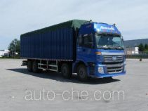 Foton Auman BJ5313CPY-XE soft top box van truck
