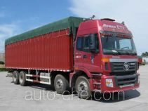 Foton Auman BJ5313CPY-2 soft top box van truck
