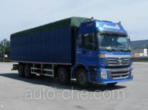 Foton Auman BJ5313CPY-3 soft top box van truck