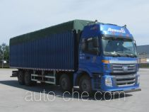 Foton Auman BJ5313CPY-XC soft top box van truck