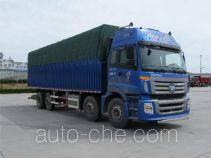 Foton Auman BJ5313CPY-XD soft top box van truck