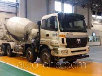 Foton Auman BJ5313GJB-AB concrete mixer truck
