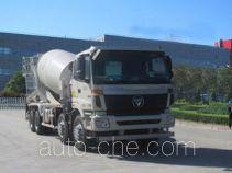 福田牌BJ5313GJB-XA型混凝土搅拌运输车