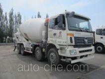 福田牌BJ5313GJB-XD型混凝土搅拌运输车
