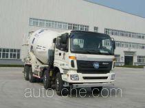 欧曼牌BJ5313GJB-XD型混凝土搅拌运输车