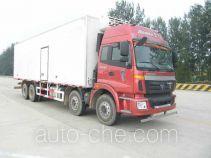 Foton Auman BJ5313XLC-XB refrigerated truck
