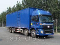 欧曼牌BJ5313XXY-AA型厢式运输车