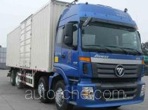 Foton Auman BJ5313XXY-AB box van truck