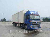 欧曼牌BJ5313XXY-XD型厢式运输车