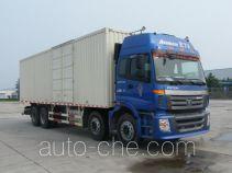 Foton Auman BJ5313XXY-XF box van truck
