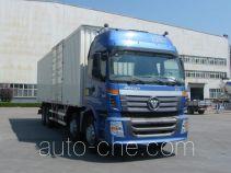 Foton Auman BJ5313XXY-XH box van truck
