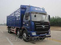 Foton BJ5315CCY-2 грузовик с решетчатым тент-каркасом