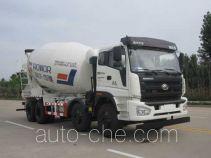 福田牌BJ5315GJB-1型混凝土搅拌运输车