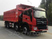 福田牌BJ5315ZLJ-2型自卸式垃圾车