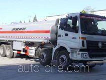 欧曼牌BJ5317GNFJF-S1型运油车