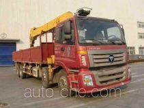Foton Auman BJ5317JSQ-1 truck mounted loader crane
