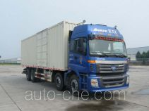 Foton Auman BJ5317XXY-XC box van truck