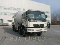 Foton BJ5318GJB-1 concrete mixer truck