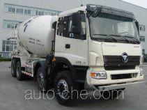 欧曼牌BJ5318GJB-XA型混凝土搅拌运输车