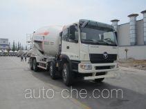 福田牌BJ5318GJB-XA型混凝土搅拌运输车
