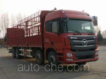 Foton Auman BJ5319CCY-XK грузовик с решетчатым тент-каркасом