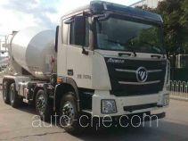 欧曼牌BJ5319GJB-AA型混凝土搅拌运输车