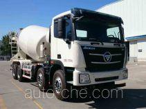 欧曼牌BJ5319GJB-AB型混凝土搅拌运输车