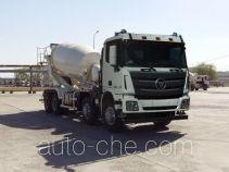 欧曼牌BJ5319GJB-XA型混凝土搅拌运输车