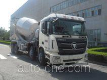 福田牌BJ5319GJB-XA型混凝土搅拌运输车