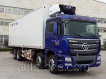 Foton Auman BJ5319XLC-XB refrigerated truck
