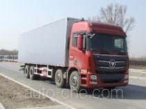 Foton Auman BJ5319XXY-XE box van truck