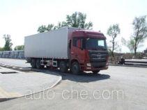 Foton Auman BJ5319XXY-XH box van truck