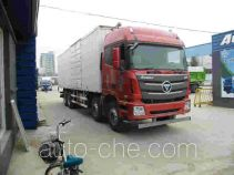 Foton Auman BJ5319XXY-XJ box van truck
