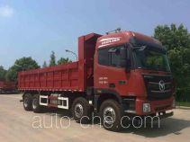 Foton Auman BJ5319ZLJ-AB dump garbage truck
