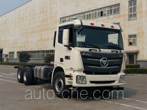 Foton Auman BJ5339THB-AA concrete pump truck chassis