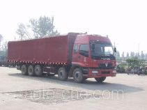 Foton Auman BJ5379VRCJY-2 soft top box van truck