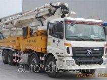 Foton BJ5430THB concrete pump truck