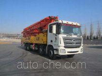 Foton BJ5439THB-XB concrete pump truck