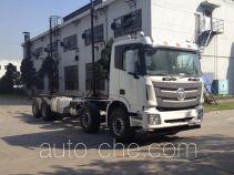 Foton Auman BJ5449THB-AA concrete pump truck chassis
