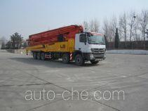 Foton BJ5530THB concrete pump truck