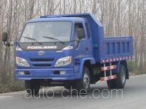 BAIC BAW BJ5815PD6A low-speed dump truck