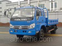 北京牌BJ5820PD5型自卸低速货车