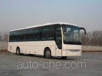 欧曼牌BJ6122U7MHB型卧辅客车