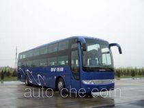 欧曼牌BJ6122U7MKB型卧铺客车