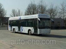 Fuel cell hybrid city bus